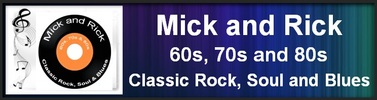 Mick and Rick Band: Northeast Ohio Based Rock and Soul 60s and 70s Band